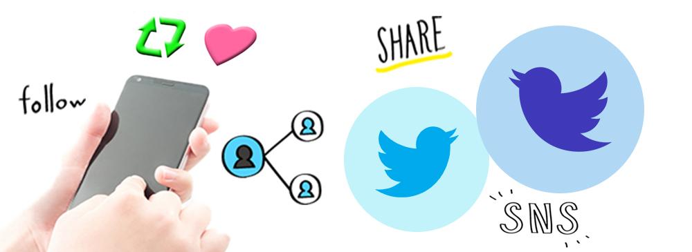 Twitter,ツイッター,SNS集客
